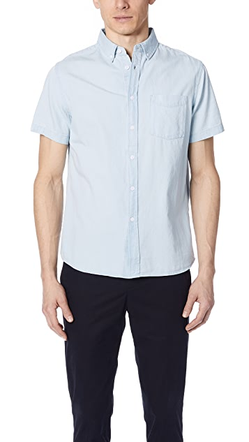 Saturdays NYC Esquina Button Down Shirt