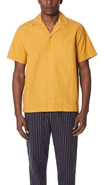 Saturdays NYC Canty Solid Shirt