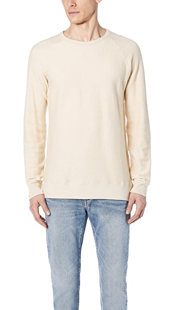 Saturdays NYC Kasu Interlock Sweatshirt