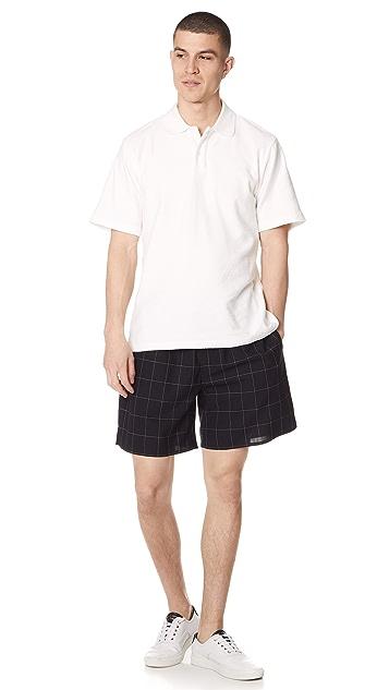 Saturdays NYC Jake Loops Polo Shirt