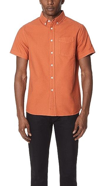 Saturdays NYC Crosby Button Down Shirt