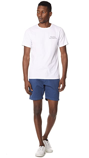 Saturdays NYC Tommy Shorts
