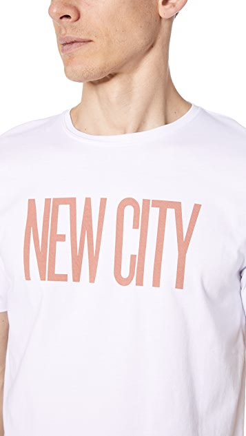 Saturdays NYC New City Tee