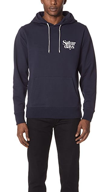 Saturdays NYC Ditch Miller Hoodie
