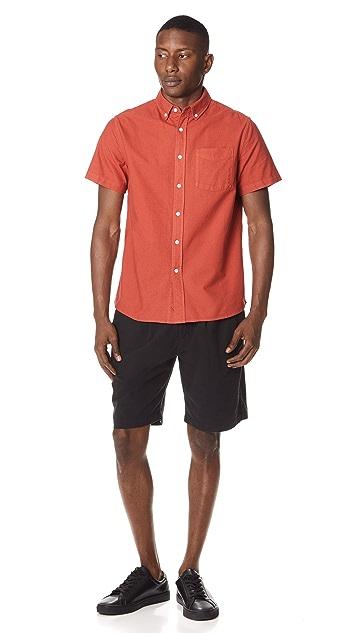 Saturdays NYC Esquina Oxford Shirt