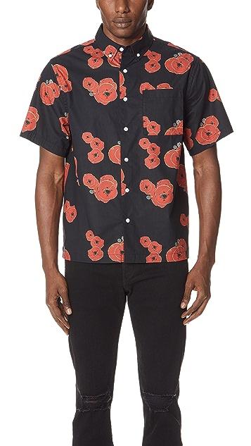 Saturdays NYC Bruce Floater Shirt
