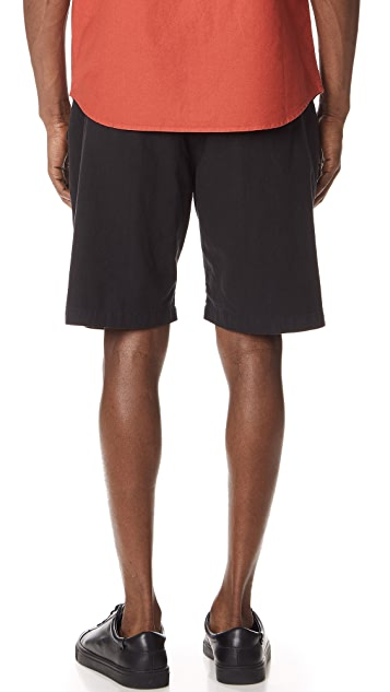 Saturdays NYC Keigo Crepe Shorts