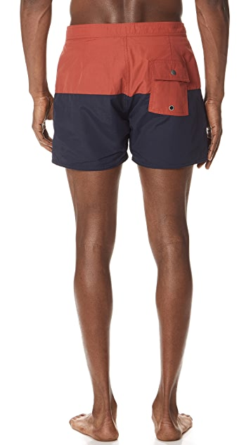 Saturdays NYC Ennis Board Shorts