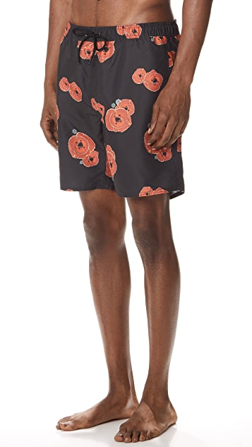 Saturdays NYC Timothy Floater Swim Shorts