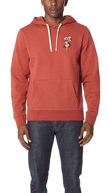 Saturdays NYC Ditch Poppy S Hoodie