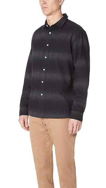 Saturdays NYC Laszlo Long Sleeve Shirt