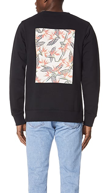 Saturdays NYC Bowery Paradise Sweatshirt