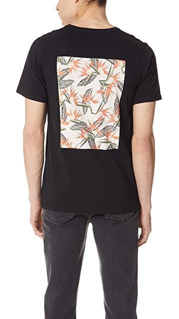 Saturdays NYC Paradise Short Sleeve Tee