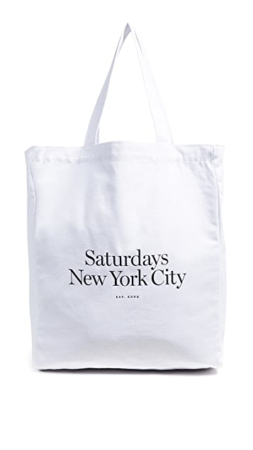 Saturdays NYC Miller Standard Tote