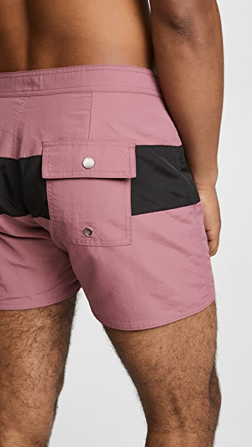 Saturdays NYC Grant Board Shorts