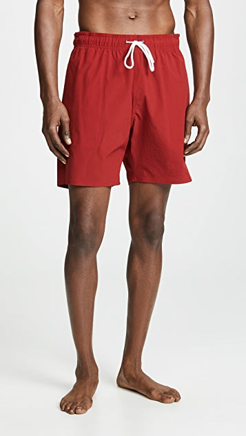 Saturdays NYC Ritchie Swim Shorts