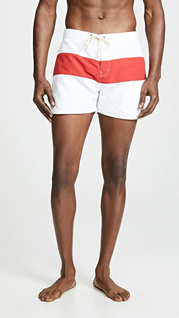 0abd79189f Saturdays NYC Grant Boardshorts | EAST DANE