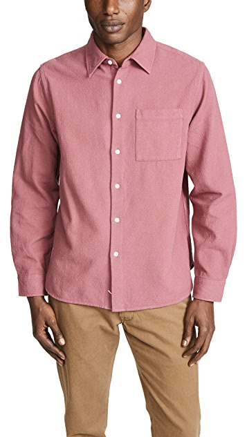 Saturdays NYC Perry Long Sleeve Shirt