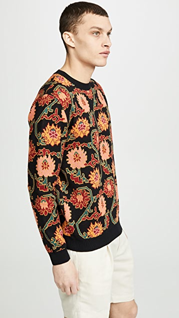 Saturdays NYC Everyday Peony Sweater