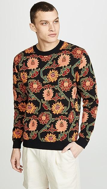 Saturdays NYC Everyday Peony Sweater