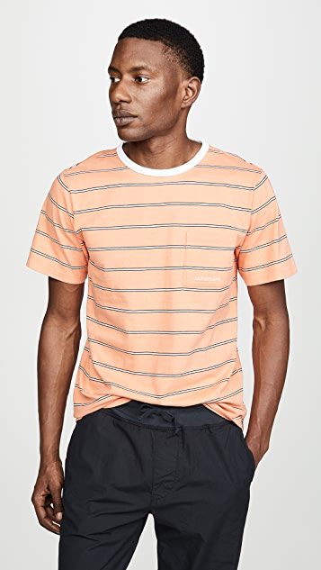 Saturdays NYC Randall Strip T-Shirt