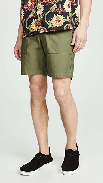 Saturdays NYC Evan Shorts