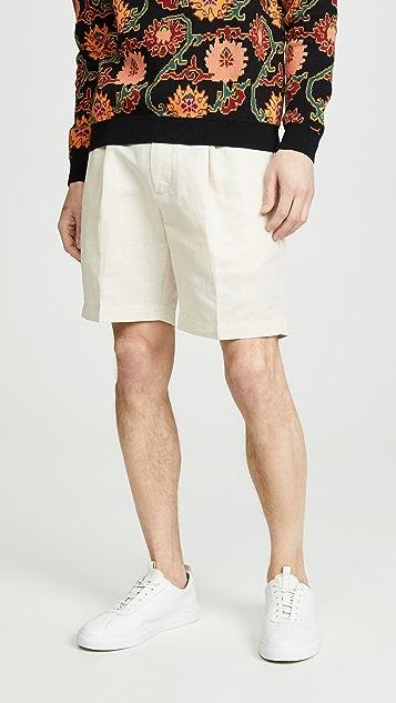 Saturdays NYC Ghurka Shorts