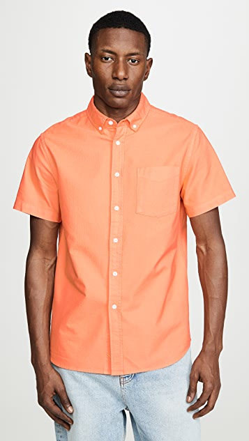 Saturdays NYC Esquina Oxford Shirt