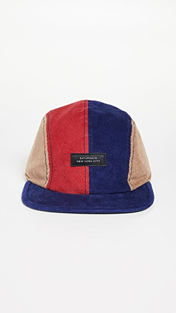 Saturdays NYC Russel Multi Cord Hat