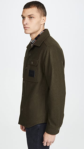Saturdays NYC Jeremiah CPO Shirt Jacket