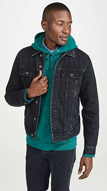 Saturdays NYC Emil Denim Jacket