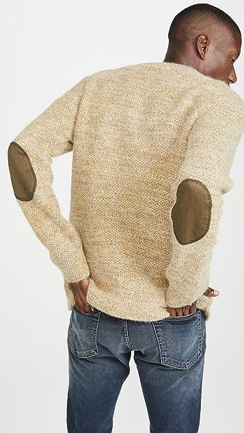 Saturdays NYC Everyday Honeycomb Sweater