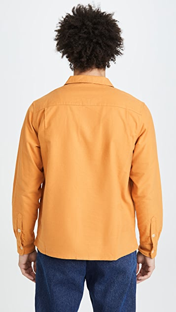 Saturdays NYC Alessandro Long Sleeve Shirt