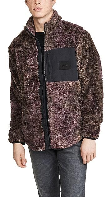 Saturdays NYC Stenstrom Fleece Tie Dye Jacket