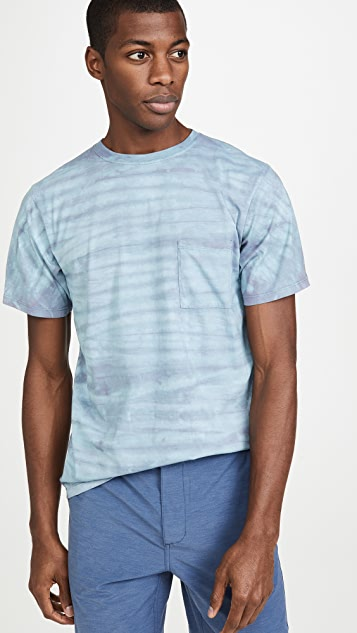 Saturdays NYC Randall Mineral Wash T-Shirt