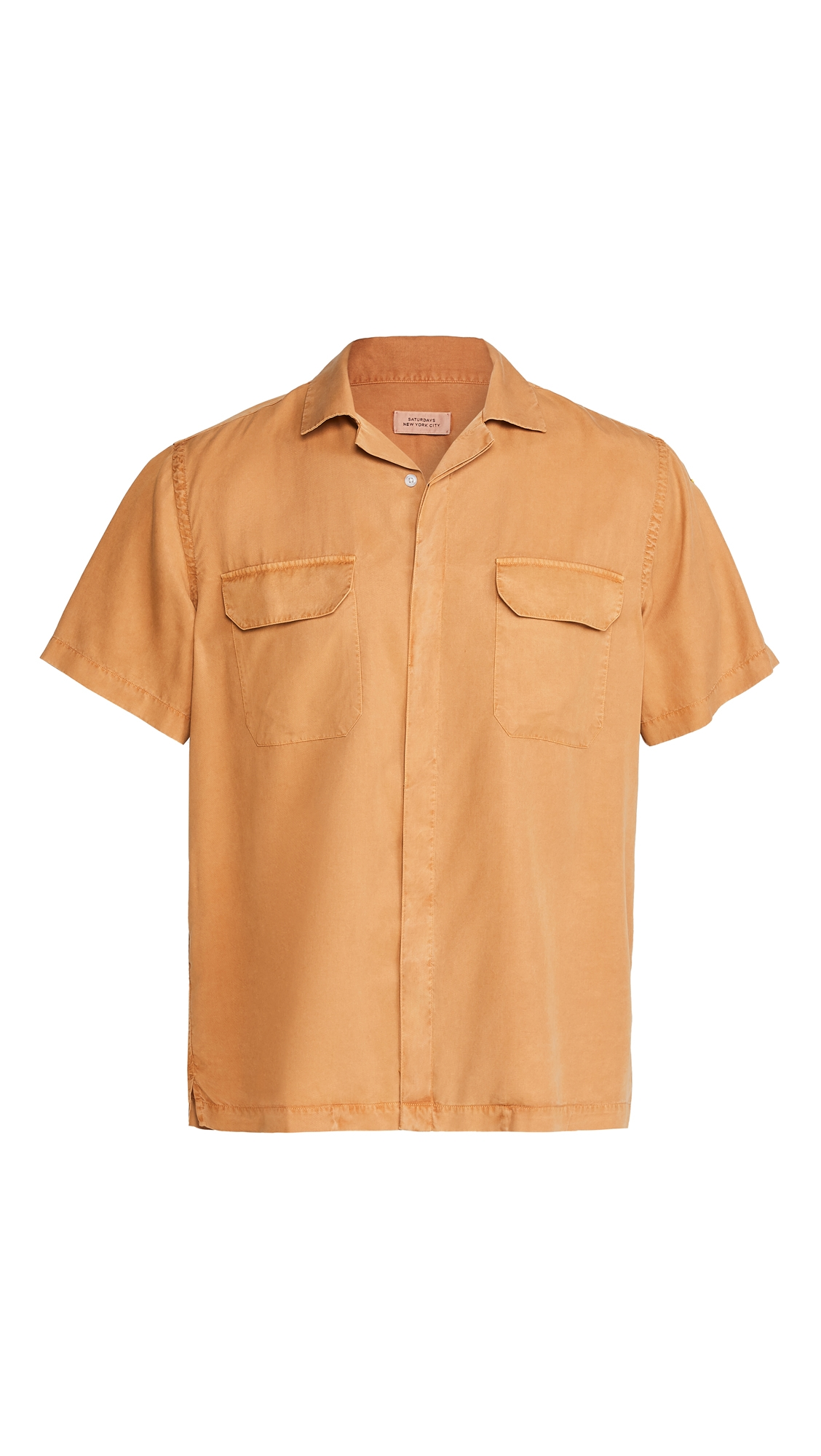 Gibson Double Pocket Short Sleeve Shirt