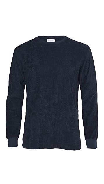 Saturdays NYC Oliver Terry Long Sleeve T-Shirt