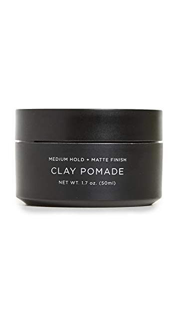 Saturdays NYC Clay Pomade