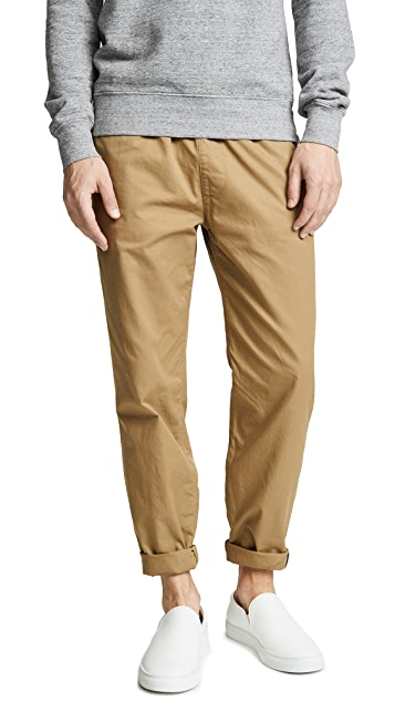 Save Khaki Light Twill Easy Chinos