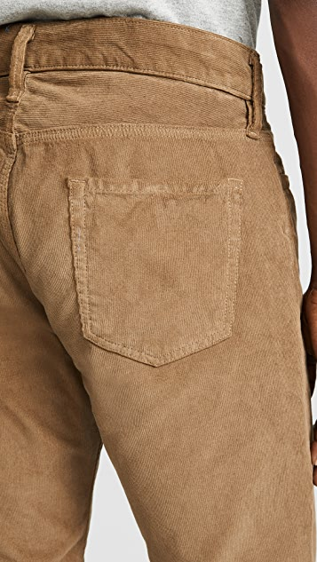 Save Khaki Corduroy Trousers