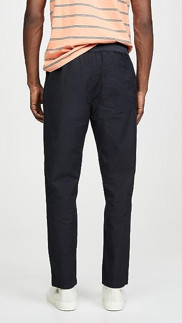 Save Khaki Poplin Cozy Pants