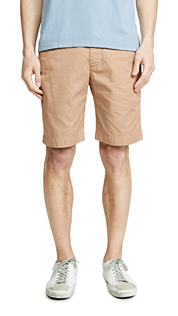 Save Khaki Light Twill Bermuda Shorts