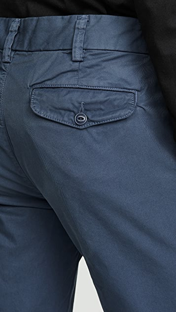 Save Khaki Light Twill Trousers