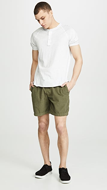 Save Khaki Oatmeal Heather Henley