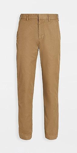 Save Khaki - Light Twill Garment Dyed Pants