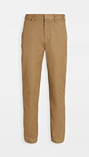 Save Khaki Light Twill Garment Dyed Pants