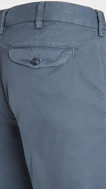 Save Khaki Light Twill Garment Dyed Pants