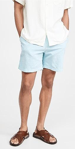 Save Khaki - Corduroy Easy Shorts