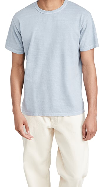 Save Khaki Recycled Jersey T-Shirt