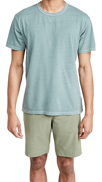 Save Khaki Recycled Jersey T-Shirt